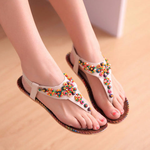 Stylish Bohemian Sweet Trendy Sandals