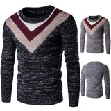 "Mens Casual ""V"" Sweater"
