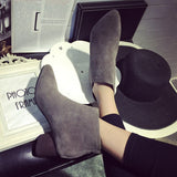 Womens Trendy Stylish Heel Booties