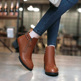 Womens Cool Chic Casual Boots