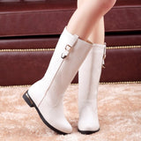 Womens Classy Cute Boots