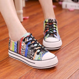Womens Cool Raised Sole Casual Shoes