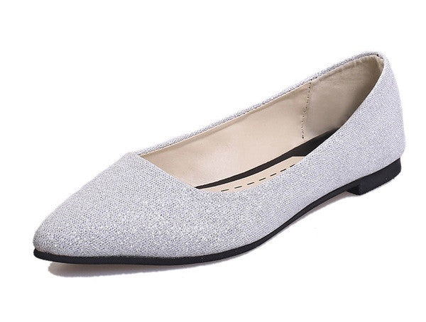 487f4f75c90e Womens Beautiful Sparkly Flats – ShoeSity