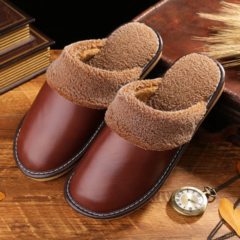 Mens Leisure House Slippers