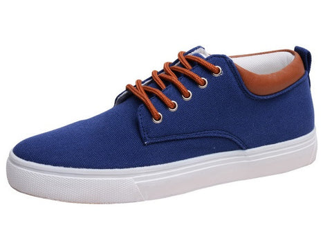 Mens Classic Sporty Low Casual Sneakers