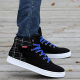 Mens Cool Classic High-Top Casual Sneakers