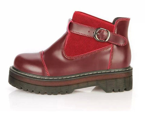 Womens Popular City Boots