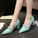 Womens Classic Lovely Work Heels