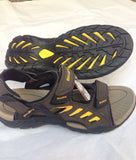 Mens Edgy Adventure Sandals
