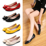Womens Lovely Comfy Flats