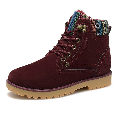 Mens Cool Tribal City Boots