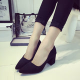 Womens Fun Classic Dress Heels