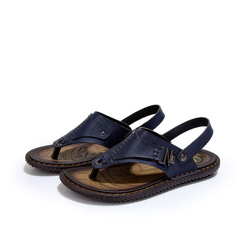 Mens Casual Beach Thong Style Slippers