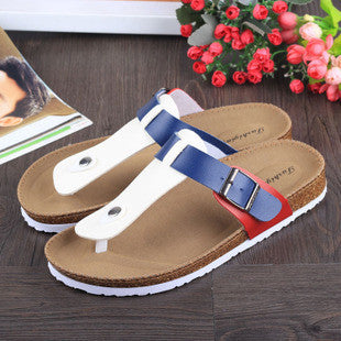 Mens Trendy Tong Style Slippers
