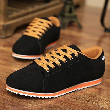 Mens Trendy Tennis Style Sneakers