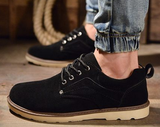Mens Edgy Low Casual Boots