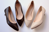 Womens Classic Office Low Heels
