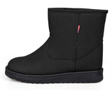 Mens Modern Casual Warm Winter Boots