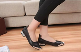Womens Lovely Stunning Low Heels