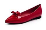 Womens Popular Chic Ribbon Flats
