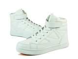 Mens Trendy High-Top Velcro Casual Sneakers