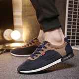 Mens Casual Walking Lace Sneakers
