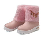 Womens Charming Comfy Winter Boots