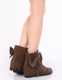 Womens Stylish Cute Casual Boots