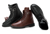 Mens Urban High-Top Moto City Boots