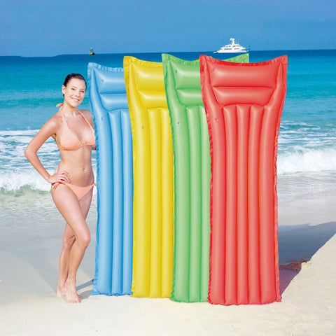 New Inflatable Swimming Float Bed Pool Float Tube Raft