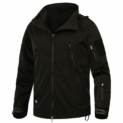Mens New Coat Military Tactical Outwear US Army Breathable Nylon Light Windbreaker Jacket