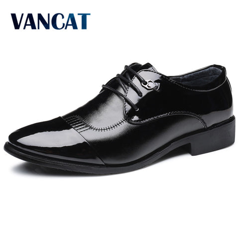 Mens Dress Italian Leather Lace Fashion Moccasin Formal Shoes