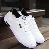Mens Casual Canvas Outdoor Breathable Fashion Shoes