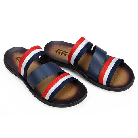 Mens Slippers Flip Flops Rubber Summer Beach Shoe Slides Sandals