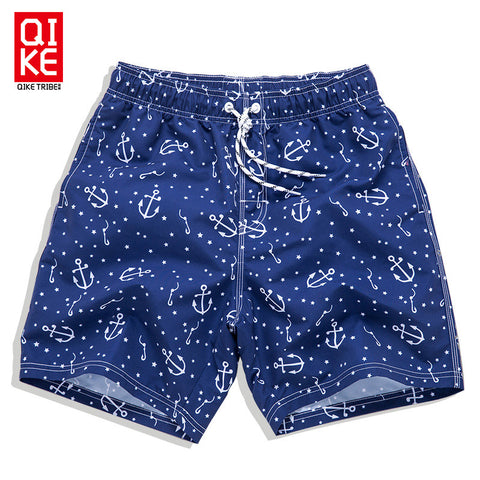 Mens Summer Board Shorts Swim Stylish Surf Trunks