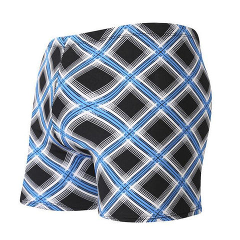 Mens Swimming Swimwear Swim Sport Briefs Swimsuit Beach Boxer Shorts