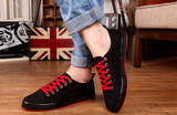 Mens Popular Low Suede Casual Shoes