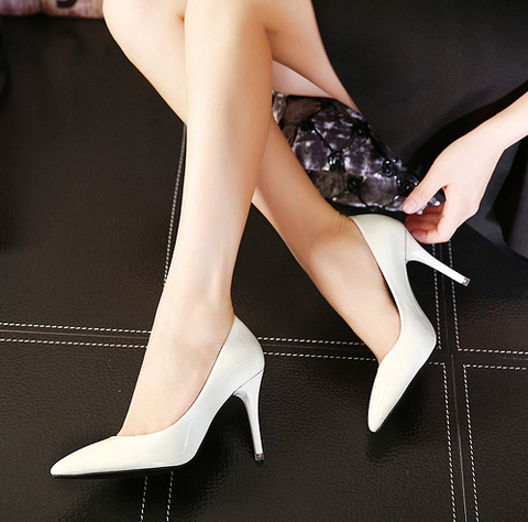 Womens Classic Lovely High Heels