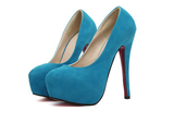 Womens Trendy Classic Pumps High Heels