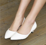 Womens Cute Stylish Low Heels