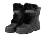 Womens Popular Fuzzy Casual Winter Boots