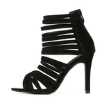 Womens Sexy Open Toe Party Dress Heels