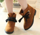 Womens Charming Unique Lace Ankle Boots