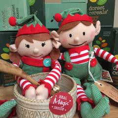Elf for Christmas teams up with Dorset Cereals to brighten up your day the 'Elfy' way!