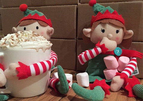Share your Elf toy snaps to win with Elf for Christmas!