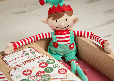 The magic behind the Elf for Christmas reward kit – what you get and how to use it!