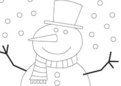 Christmas Colouring Pages, Sheets & Pictures | Elf For Christmas