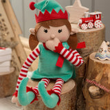 Christmas Girl Elf Toy