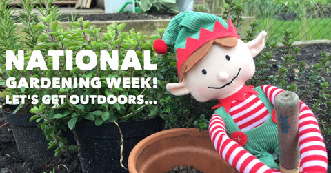 Elf Gardening Ideas for Children
