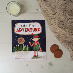 Christmas Book Advent - Elf for Christmas